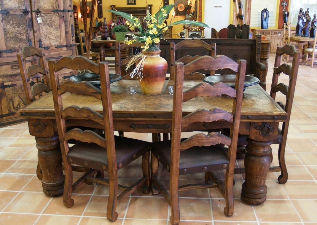 Rustic Home Furnishings